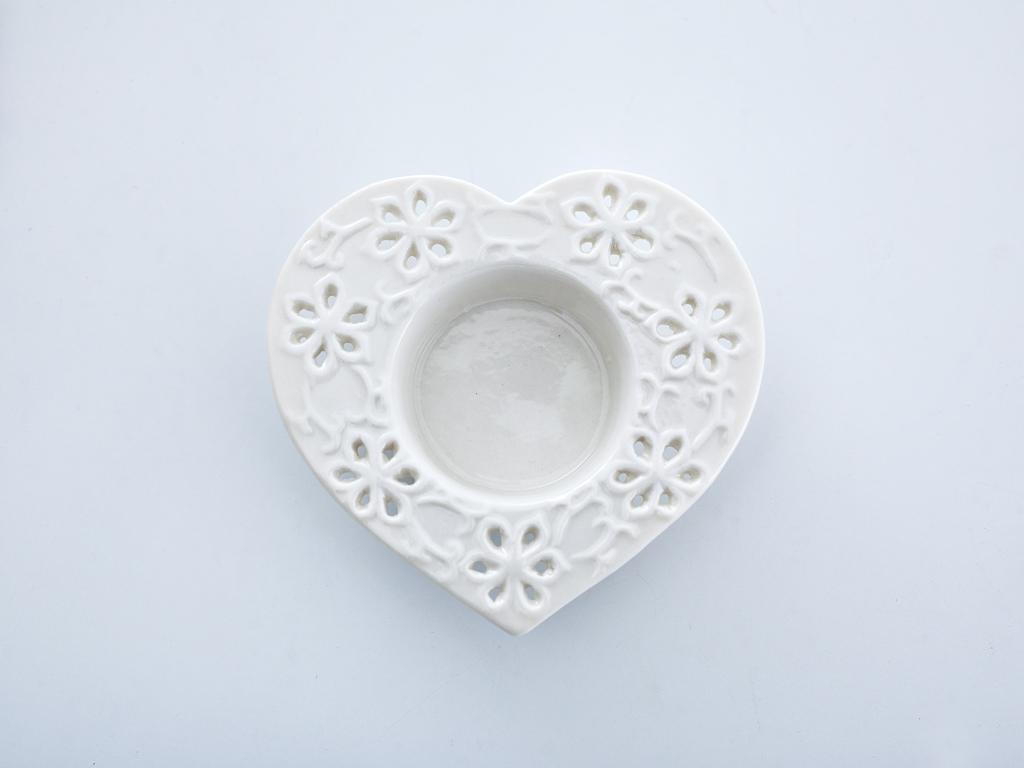 Ana Stoneware Tabak 10,5x10,5x2,0 Cm Krem