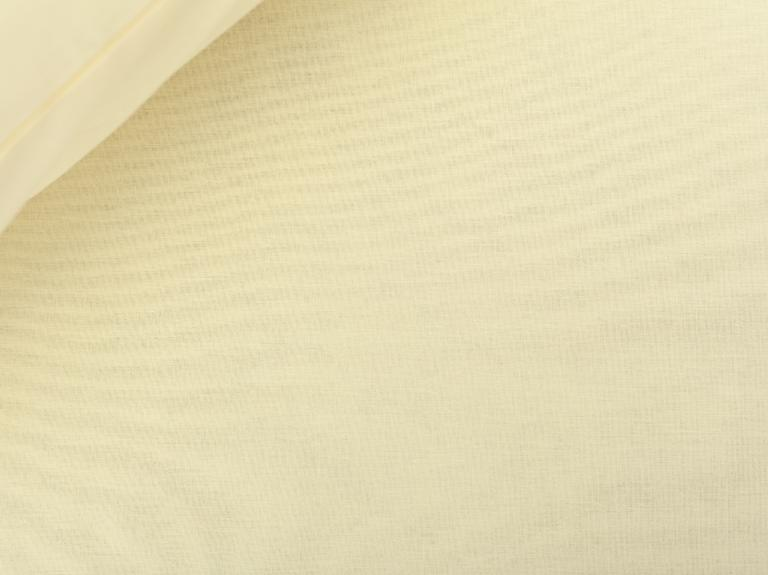 Düz Pamuklu Çift Kişilik Çarşaf 240x260 Cm Açık Sarı