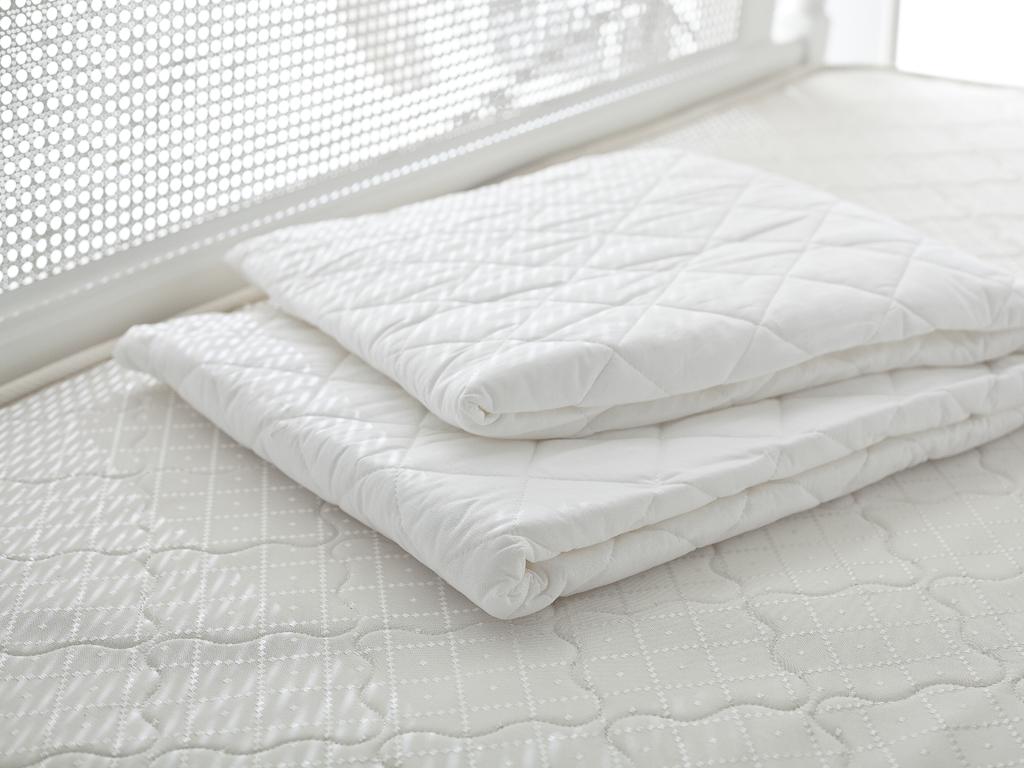 Tek Kişilik Yatak Koruyucu 100x200 Cm Beyaz