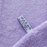 Ruffle Soft El Havlusu 30x45 Cm Açık Lila