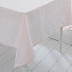Gabriella Polyester Masa Örtüsü 155x200 Cm Pembe