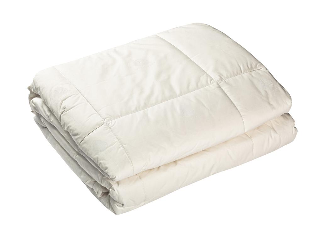 Layna Yıkanabilir Yün Tek Kişilik Yorgan 155x215 Cm Beyaz