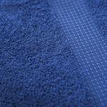 Line Basic Banyo Havlusu 100x150 Cm Koyu Mavi