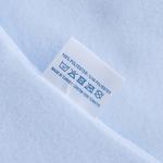 Little Star Polar Bebe Battanıye 0-6 Ay Mavi