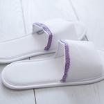 Loving Lilac Banyo Terlığı 38-39 Beyaz