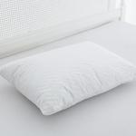 Puff Yastık 50x70 Cm Beyaz