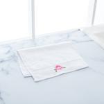 Alisa Nakışlı El Havlusu 30x45 Cm Beyaz