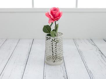 Rose Single Yapay Çiçek 56 Cm Pembe