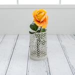 Rose Single Yapay Çiçek 56 Cm Sarı