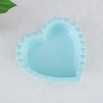 Heart Seramik Fırın Kabı 26 Cm Mint