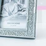 Classic Polyresin Dikdörtgen Çerçeve 18,2x3x23,2 Cm Beyaz