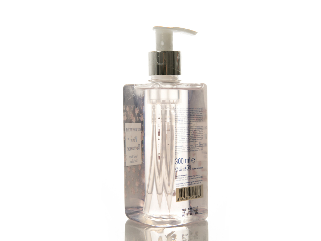 Pink Romance Sıvı Sabun 300 Ml Pembe
