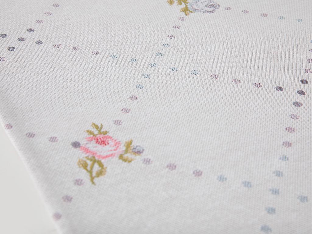 Pale Roses Goblen Runner 30x150 Cm Pembe