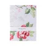 Georgeous Rose Pamuklu Tek Kişilik Nevresim 160x220 Cm Kırmızı