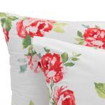 Georgeous Rose Pamuklu 2'li Yastık Kılıfı 50x70 Cm Kırmızı