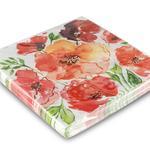 Red Rose Kağıt 22 Adet Kağıt Peçete 33x33 Cm Kırmızı