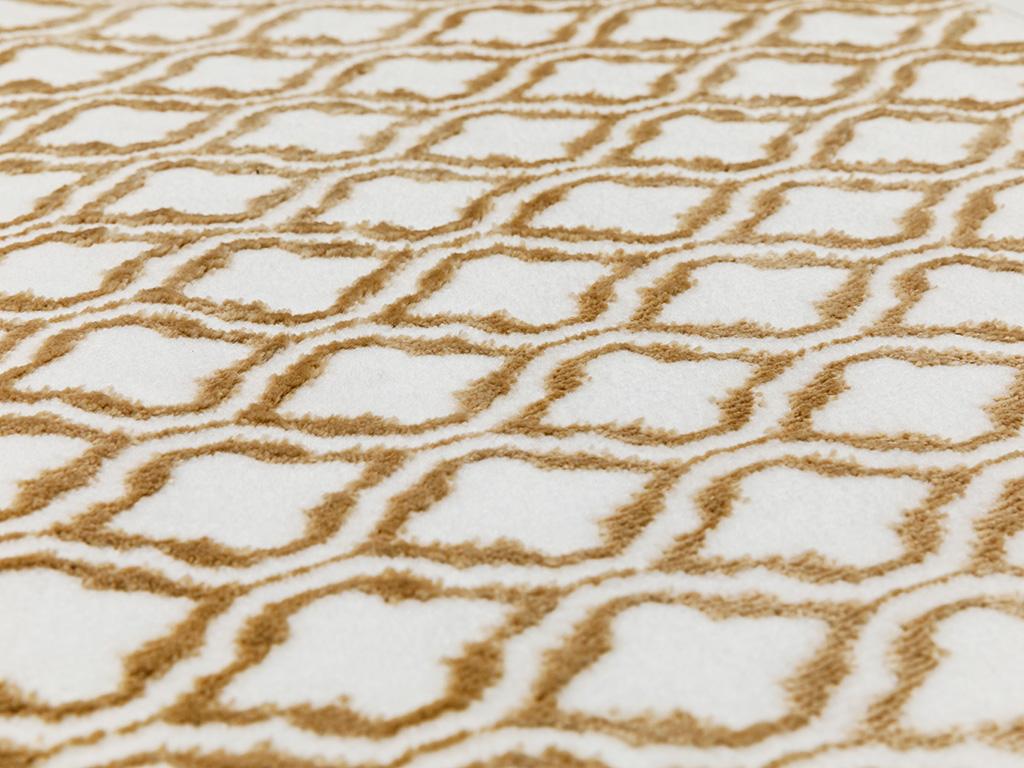 Trina Dokuma Halı 120x180 Cm Taş Rengi