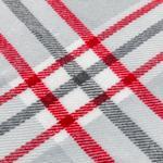 Bradford Scotch Çift Kişilik Battanıye 200x220 Cm Gri
