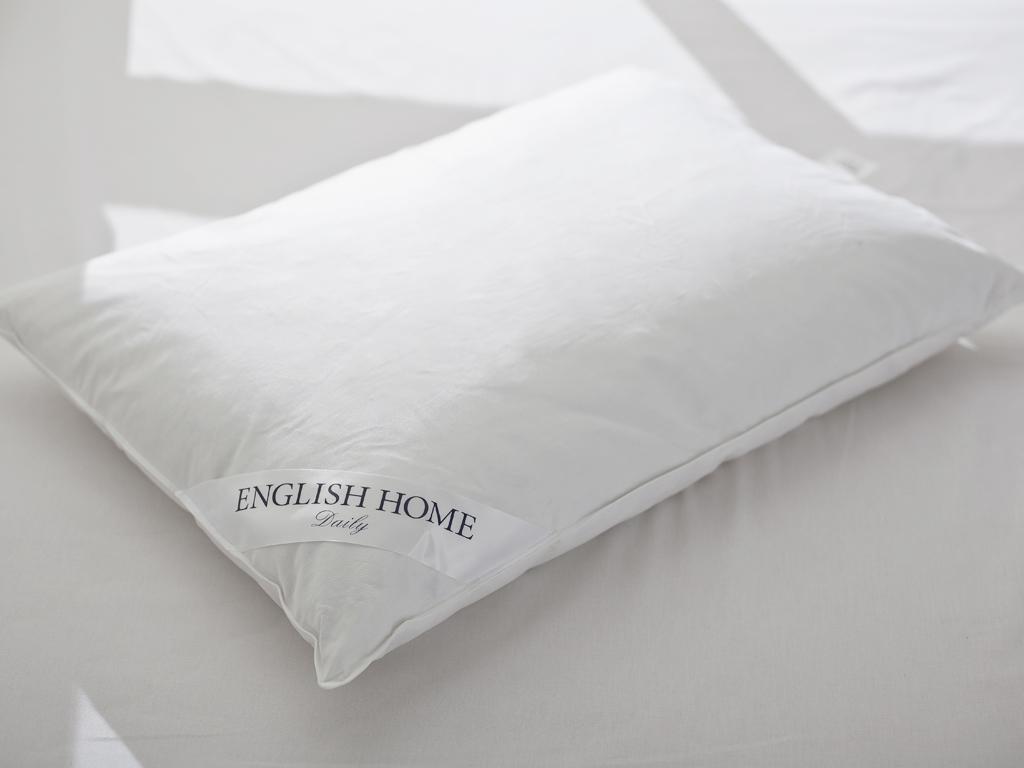 Downy Kaz Tüyü Yastık 50x70 Cm Beyaz