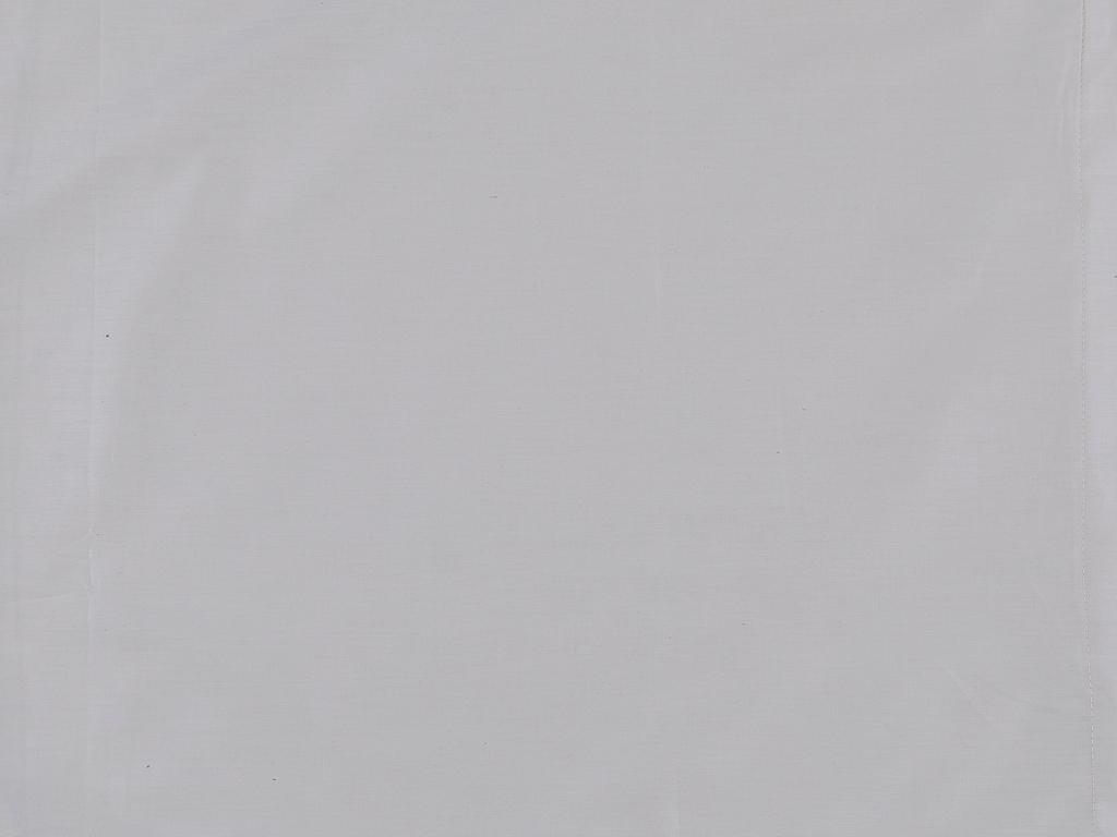 Düz Pamuk Saten 2'li Yastık Kılıfı 50x70 Cm Bej