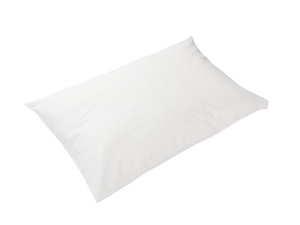 Düz Pamuklu 2'li Yastık Kılıfı 50x70 Cm Kırık Beyaz