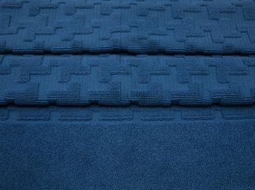 Pure Basic Ayak Havlusu 50x70 Cm Koyu Mavi