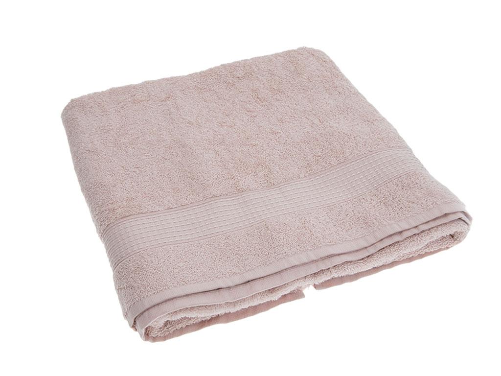 Pure Basic Banyo Havlusu 70x140 Cm Pudra Pembe