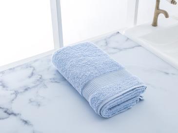 Pure Basic Banyo Havlusu 70x140 Cm Mavi