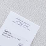 Rose Dots Baskılı Kaydırmaz Halı 57x90 Cm Gri