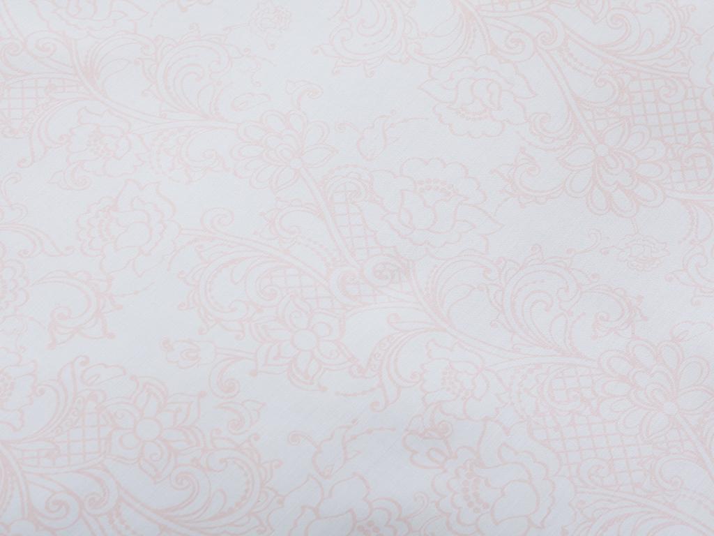 Lace Tek Kişilik Nevresım 160x220 Cm Pembe