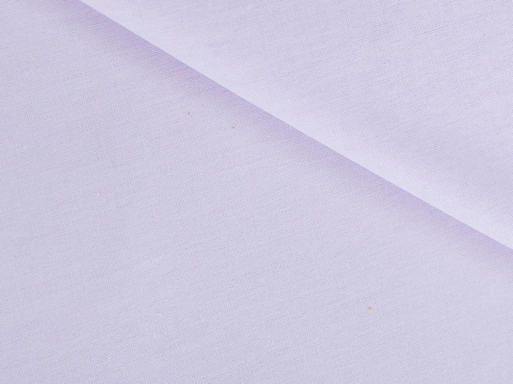 Düz Çift Kişilik Lastıklı Çarşaf 160x200 Cm Leylak