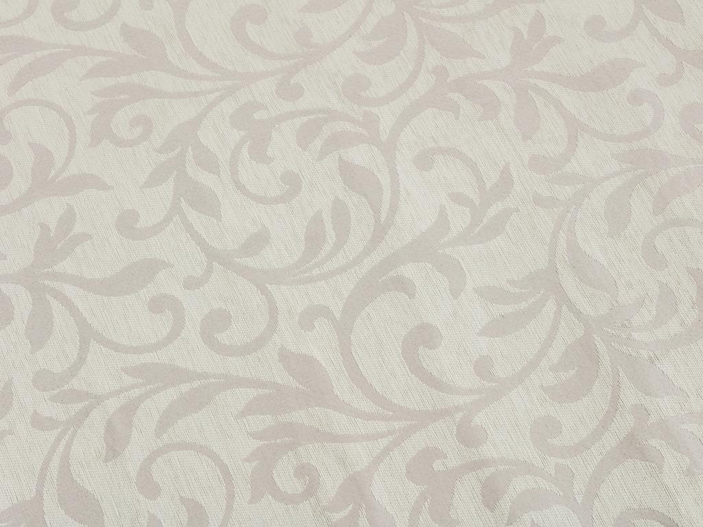 Lace Jakarlı Halı 140x200 Cm Krem