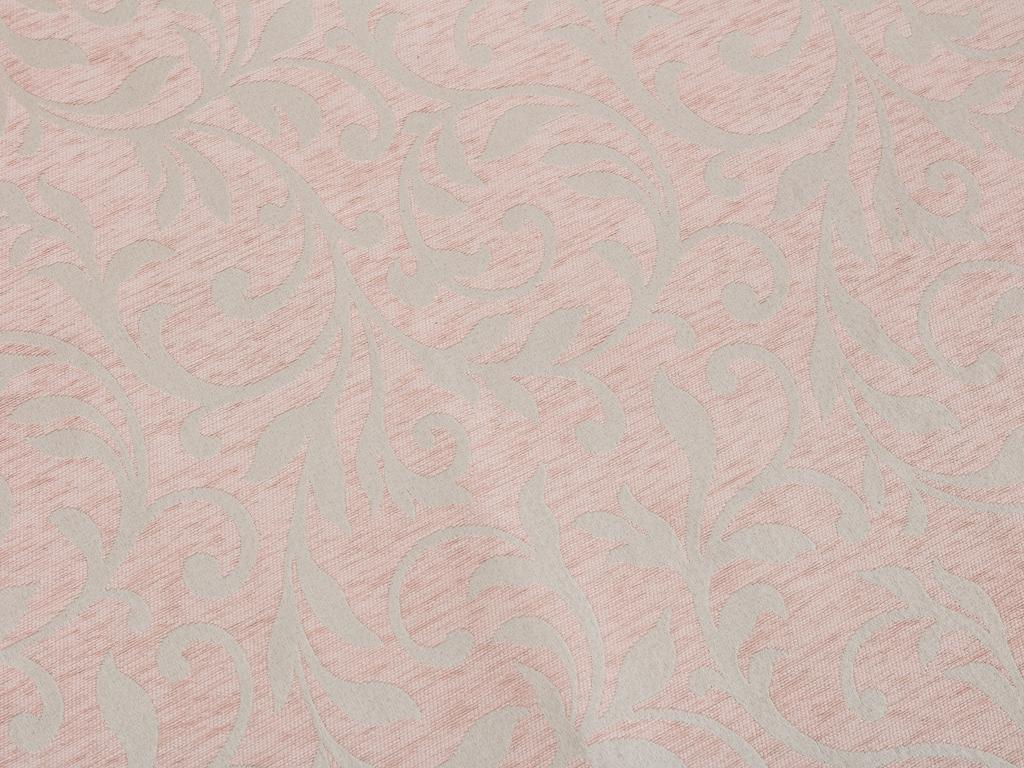 Lace Jakarlı Halı 120x180 Cm Pudra Pembe
