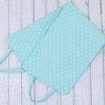 Ratio Polyester Çantalı Şezlong Mınderı 55x170 Cm Mint