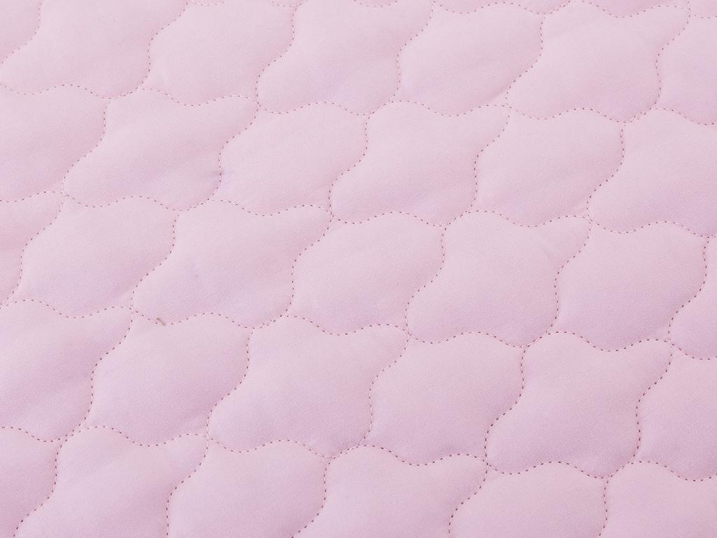 Ratio Polyester Çantalı Şezlong Mınderı 55x170 Cm Pembe