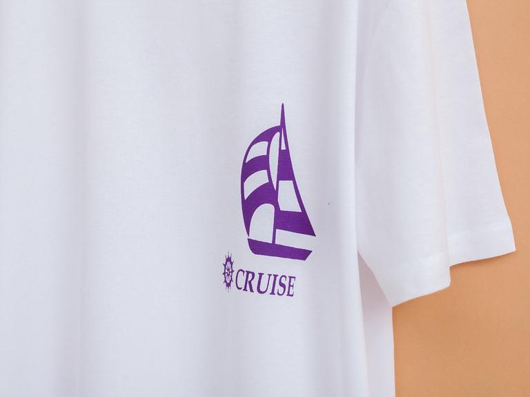 Cruise Pamuklu Keseli Pijama Takımı L Lacivert