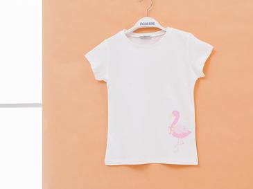 Flamingo Team Pamuklu Keseli Çocuk Pijama Takımı 3-4 Yaş Mavi
