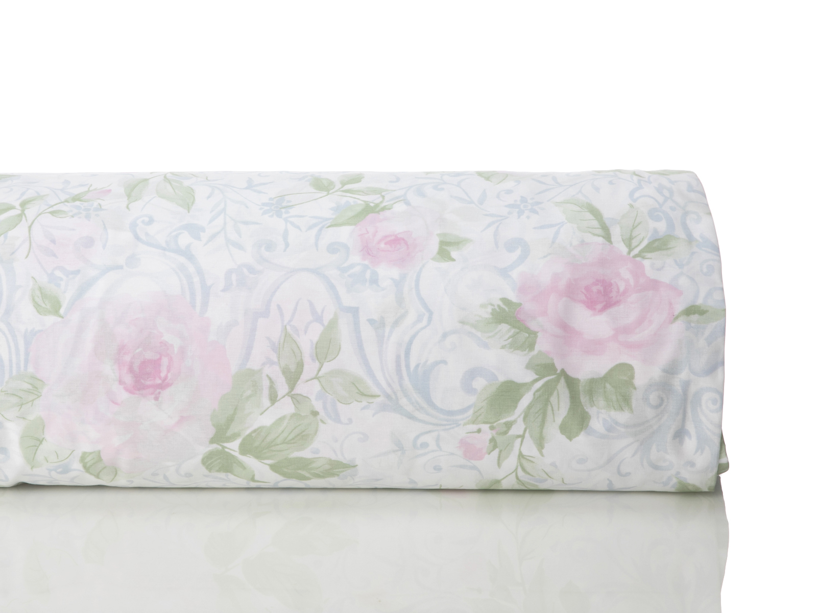 Rose Bed Pamuklu King Size Nevresım 240x220 Cm Pembe