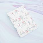 Robot Kağıt Not Defterı 15,0x21,0x1,5 Cm Kırmızı - Beyaz - Lacivert