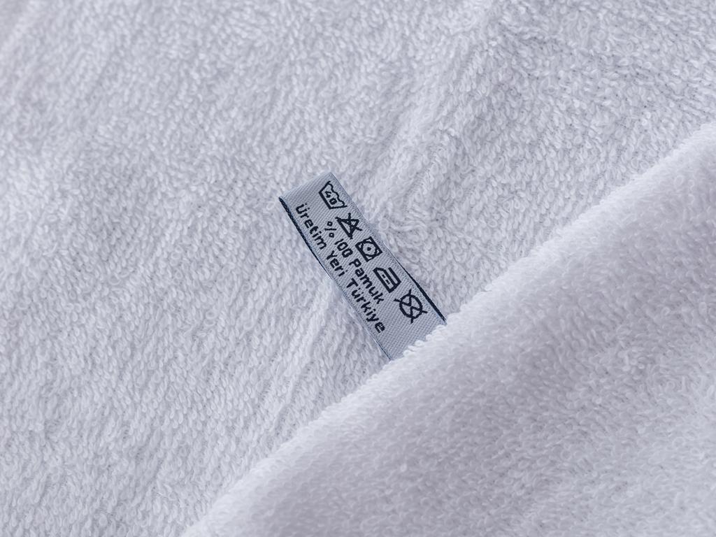 Gloria 4'lü Set Hediyelik Havlu 30x30 Cm Beyaz
