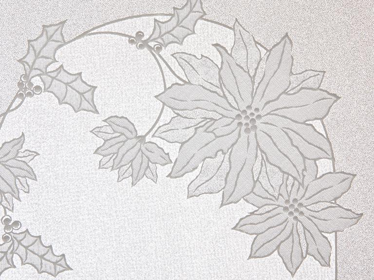 Lady Vinil Amerikan Servis 30x45 Cm Beyaz