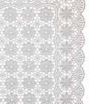 Mira Vinil Amerikan Servis 30x45 Cm Beyaz