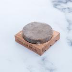 Cinnamon Ahşap Sabunluklu Sabun 100 Gr Kahve
