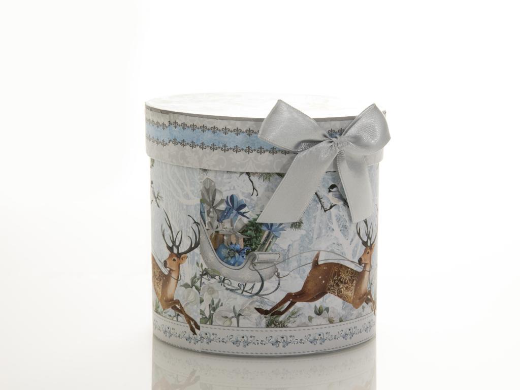 Deer Porselen Kupa 12,3x11,2 Cm Beyaz