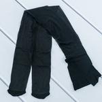 Düz Fit 15 Külotlu Çorap 2 Siyah