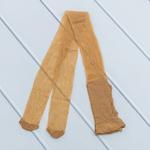 Düz Fit 15 Külotlu Çorap 1 Ten