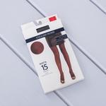 Puantiye İnce Külotlu Çorap 1 Siyah