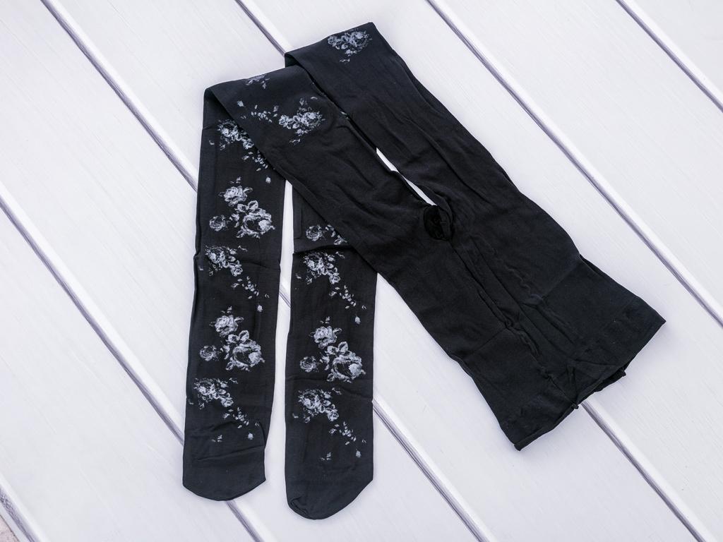 Black Magic Micro 40 Külotlu Çorap 1 Siyah