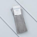Basic Soft Kadın Soket Çorap 35-39 Gri