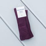 Basic Soft Bayan Soket Çorap 35-39 Mor